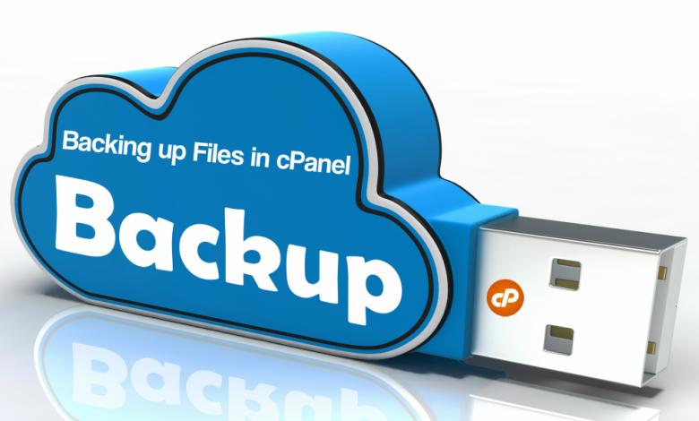 Cara Backup File Website Di Cpanel Dengan Mudah