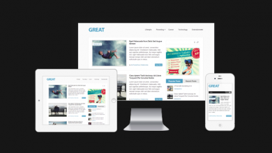 Photo of Cara Memilih Desain Website WordPress Dengan Tepat dan Menarik
