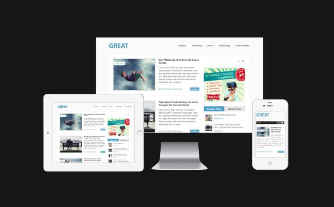 Cara Memilih Desain Website Wordpress Dengan Tepat dan Menarik