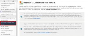 Cara Install Lets Encrypt Hostname VPS WHM