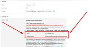 Cara Menghubungkan Domain Ke Blogspot Hostinger