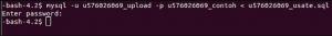 Panduan Import Database dari SSH di Hostinger