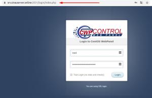 Cara Mengganti Hostname CentOS Web Panel
