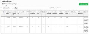 Cara Setup Paket Hosting CentOS Web Panel