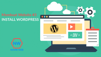 Photo of Membuat Website #3 Cara Install Wordpress di Hosting