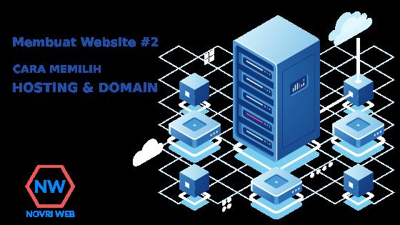 Cara Memilih Hosting dan Domain