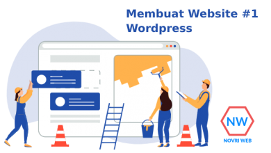 Photo of Membuat Website #1  Belajar Cara Membuat Website Menggunakan Wordpress